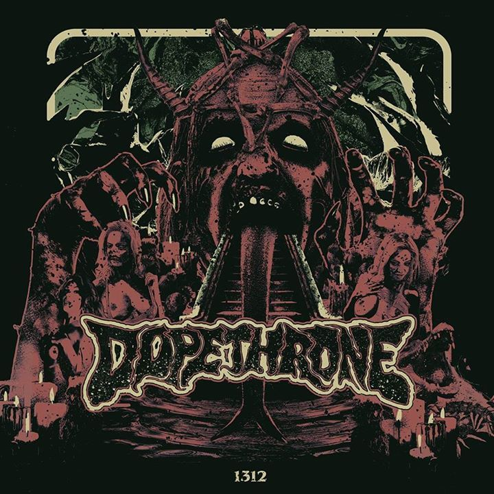 Dopethrone Tour Dates