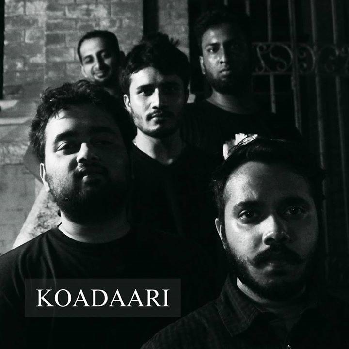 Koadaari Tour Dates