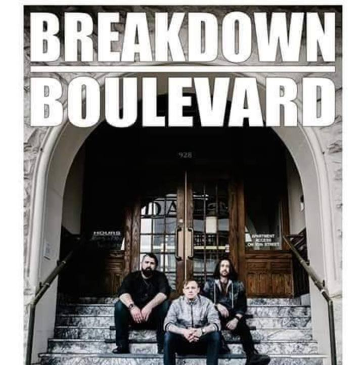Breakdown Boulevard Tour Dates