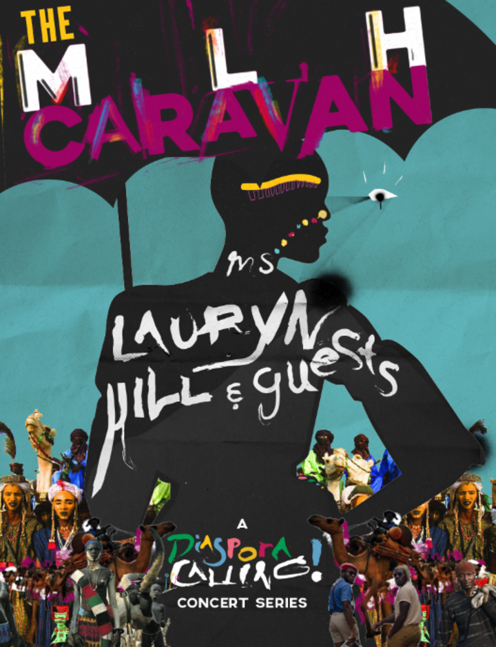 Ms. Lauryn Hill @ Mahaffey Theater - Saint Petersburg, FL