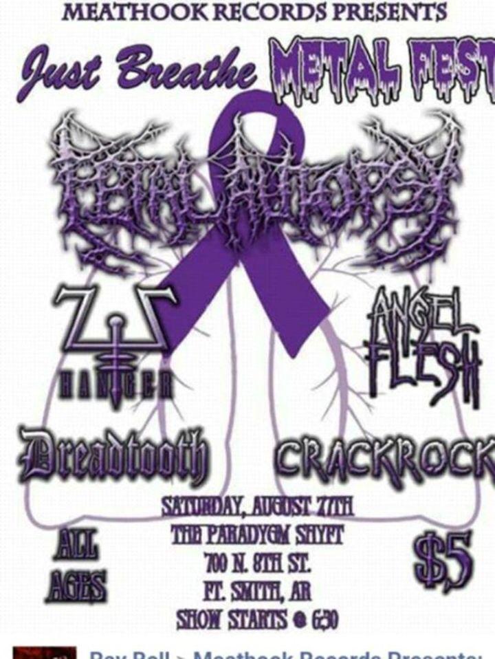 Angel Flesh Tour Dates