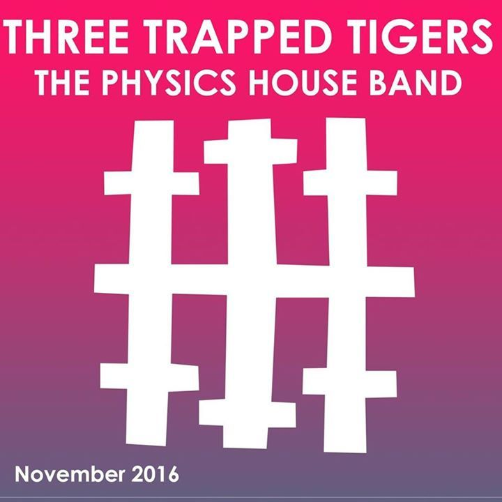 Three Trapped Tigers Tour Dates