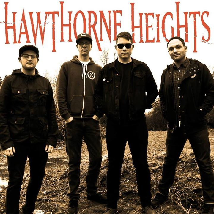 Hawthorne Heights @ The Chameleon Club - Lancaster, PA