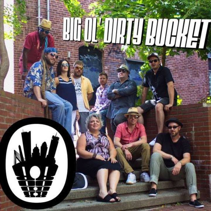 Big Ol' Dirty Bucket Tour Dates