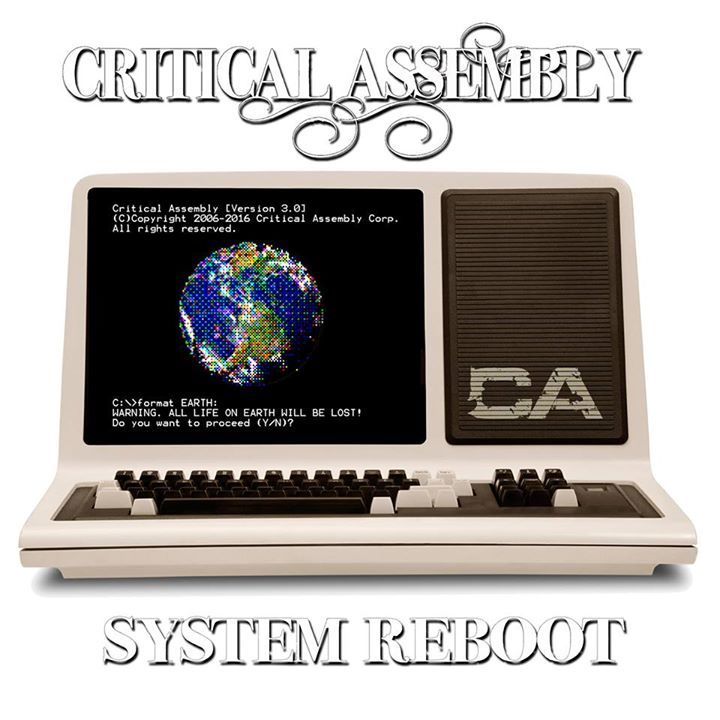 Critical Assembly Tour Dates