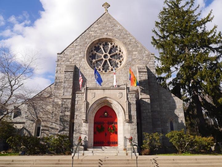 Bradley Burgess, pianist & organist @ St. Thomas's Church - New Haven, CT