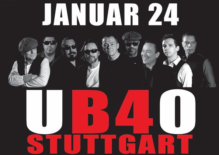UB40 @ Im Wizemann - Stuttgart, Germany