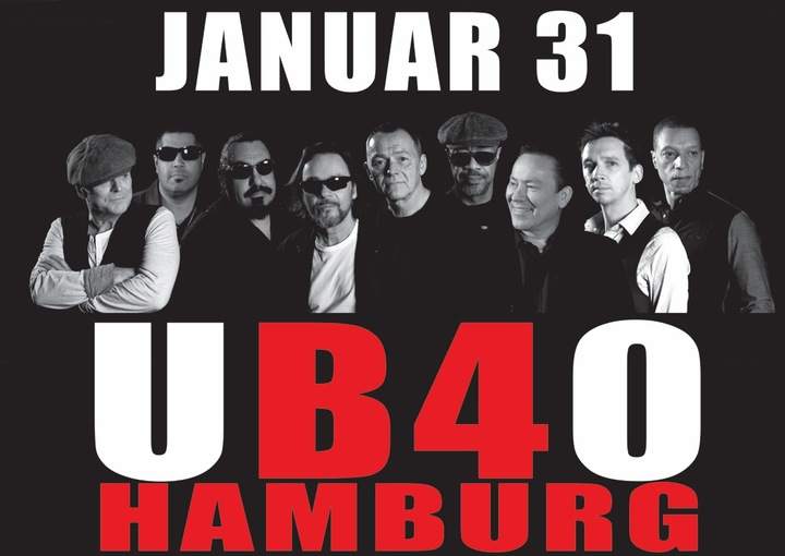 UB40 @ Markthalle  - Hamburg, Germany