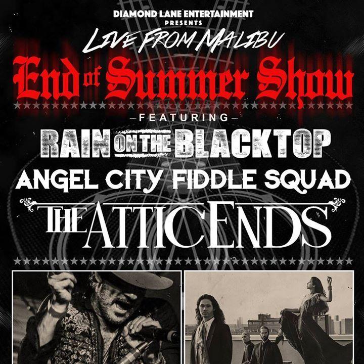Diamond Lane Entertainment Tour Dates