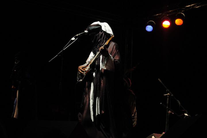 Alhousseini Anivolla-ANEWAL @ Akbank Sanat - İstanbul, Turkey