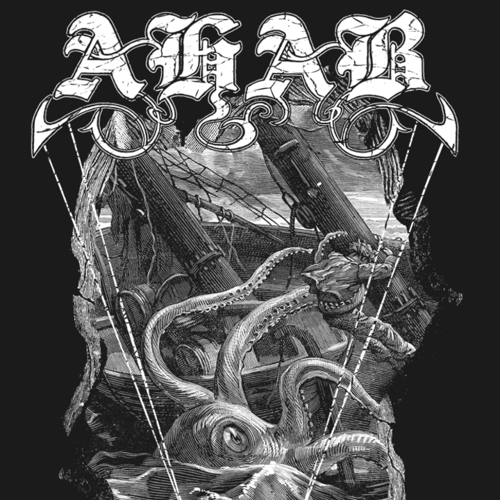Ahab Tour Dates