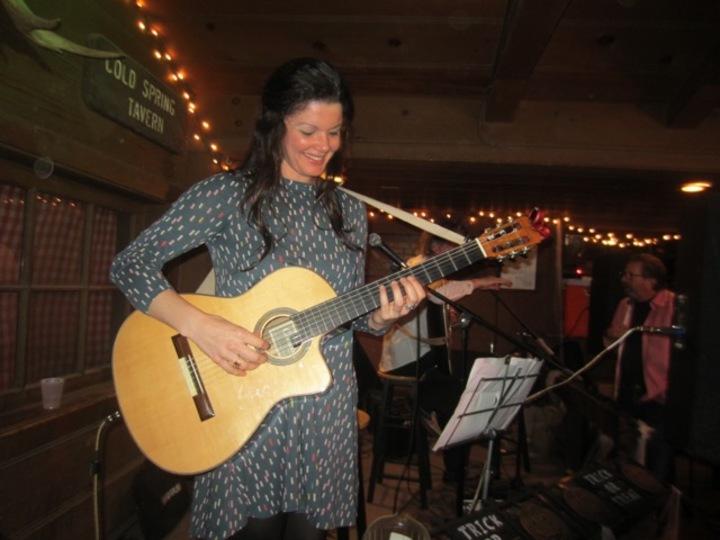 Arwen Lewis @ Cold Spring Tavern - Santa Barbara, CA