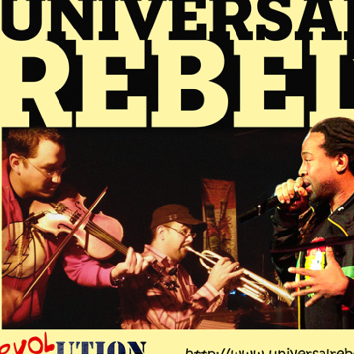 Universal Rebel Tour Dates