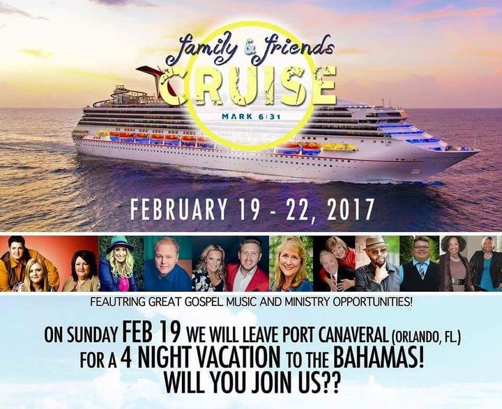 Paula & Angie @ Redemption World Records Friends & Family Cruise  - Nassau, Bahamas