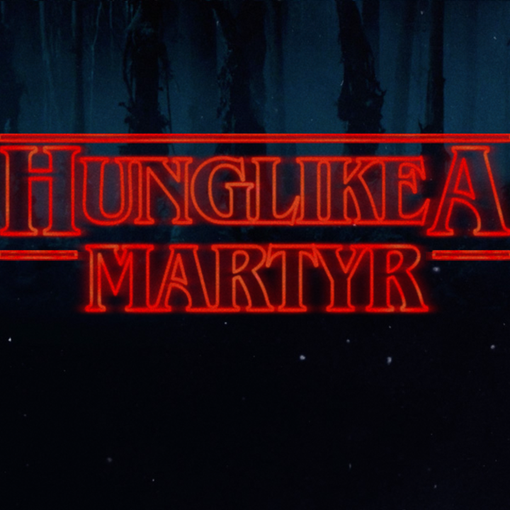 Hung Like A Martyr Tour Dates