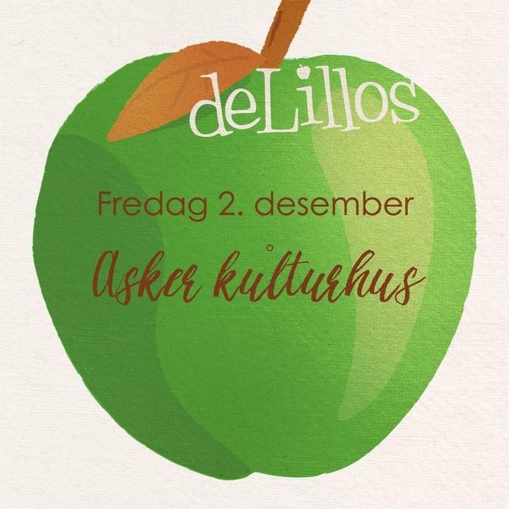 deLillos @ Asker Kulturhus - Asker, Norway