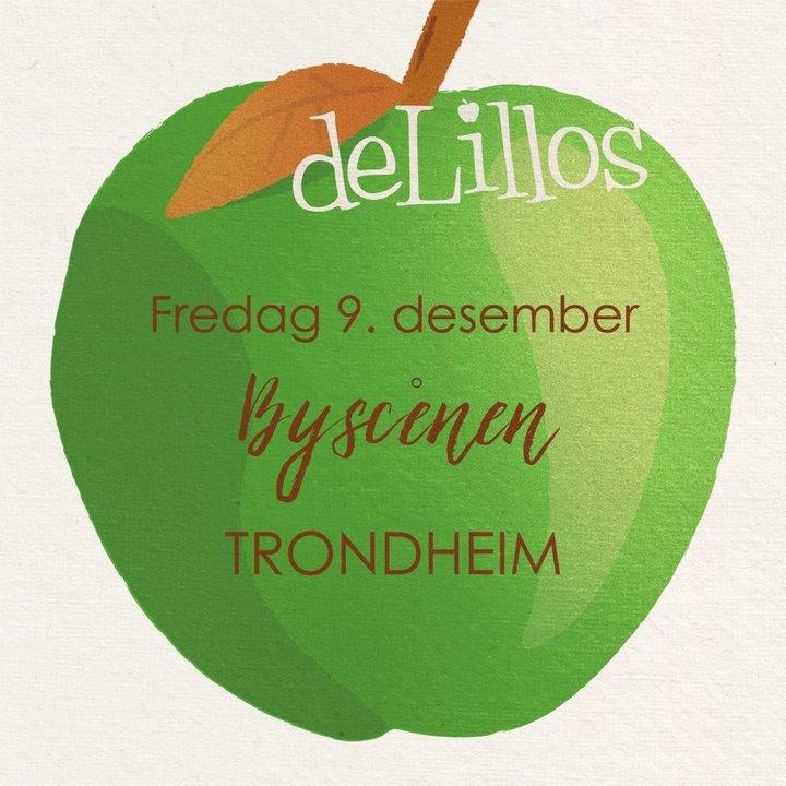 deLillos @ Byscenen - Trondheim, Norway