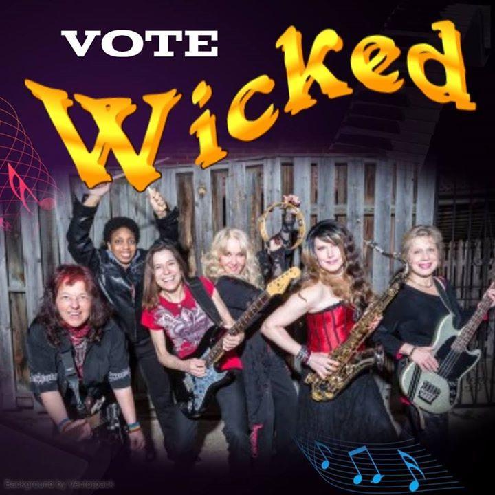 Wicked Jezabel Tour Dates