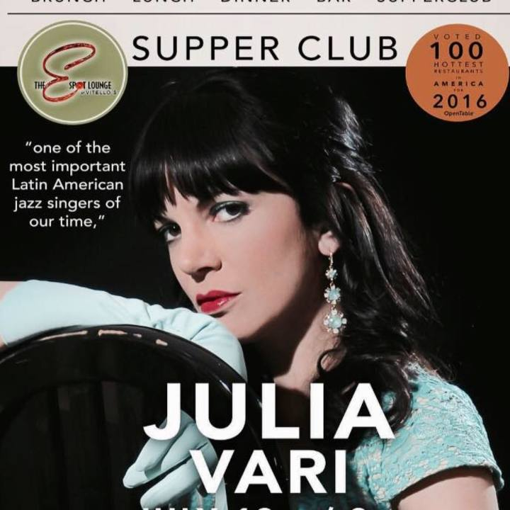 JULIA VARI Tour Dates