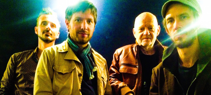 Jean-Paul Brodbeck @ Jazzclub Lustenau - Lustenau, Austria