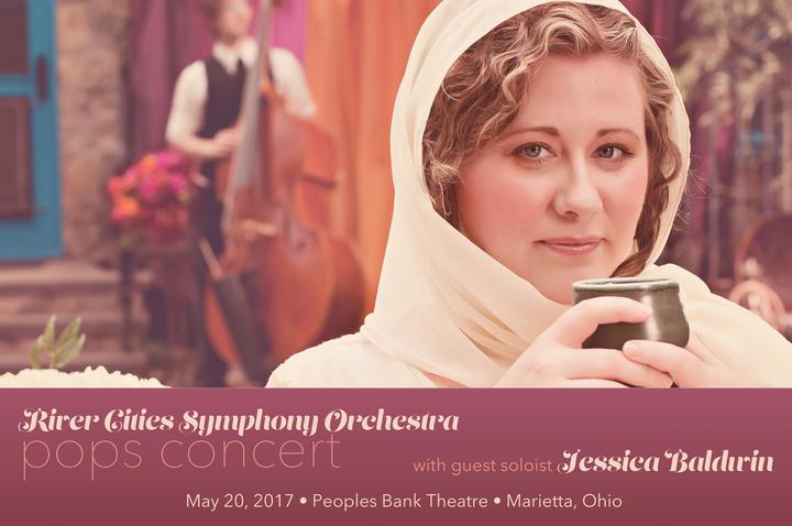 Jess Baldwin @ Peoples Bank Theatre - Marietta, OH