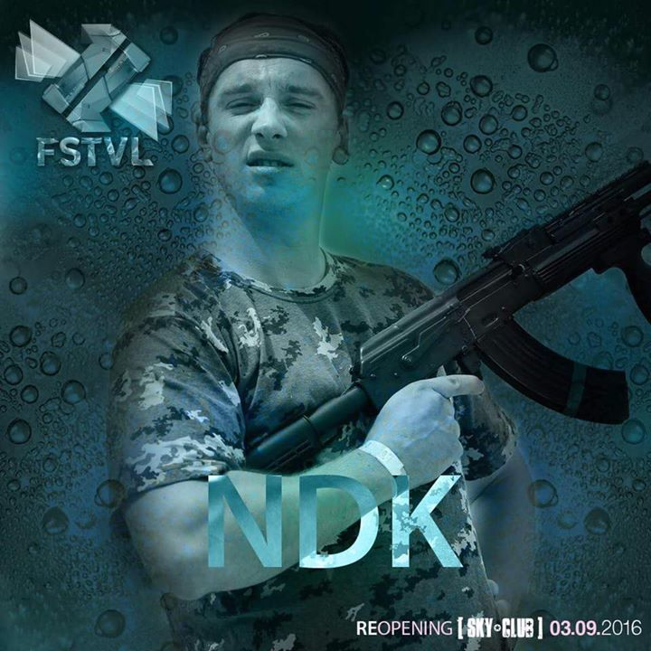 Ndk_live Tour Dates
