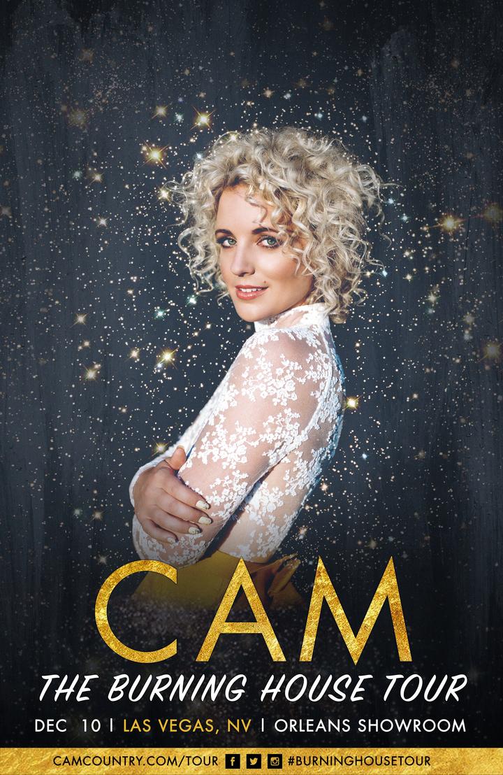 Cam @ Orleans Showroom - Las Vegas, NV
