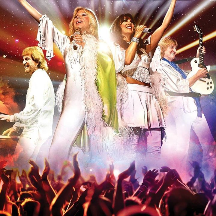 Abbacadabra - The Ultimate ABBA Tribute Tour Dates