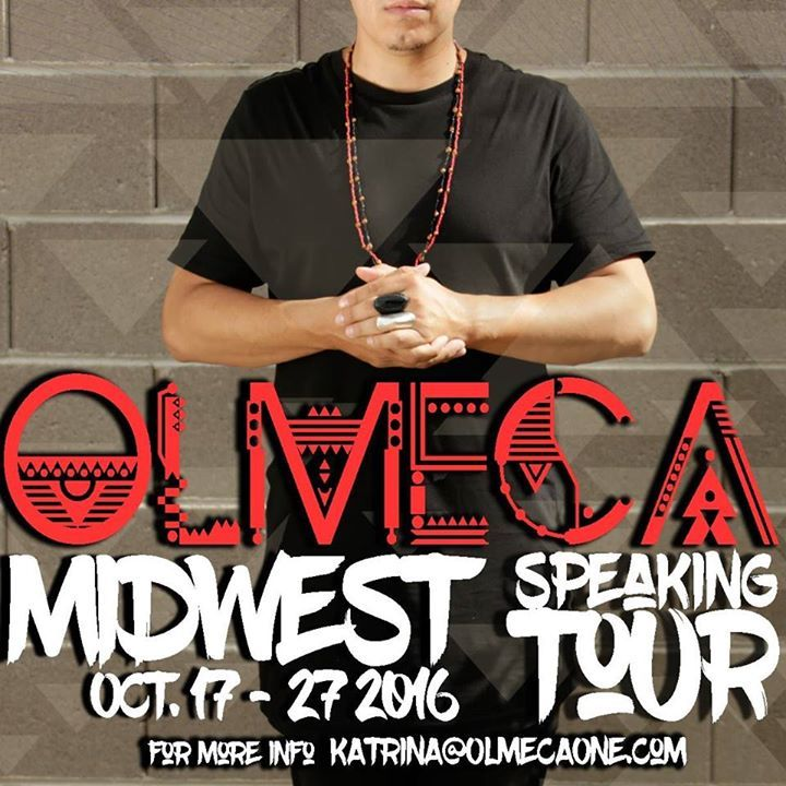 Olmeca Musik Tour Dates