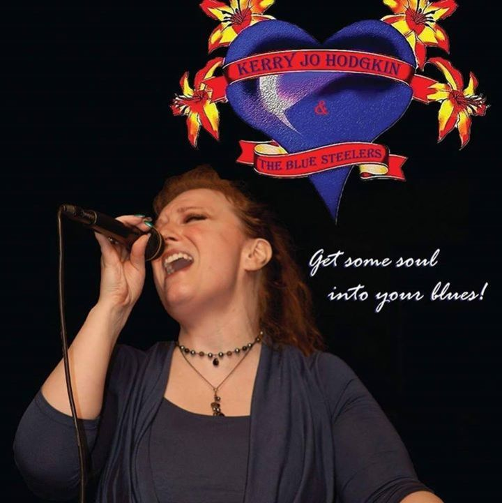 Kerry Jo Hodgkin & The Blue Steelers Tour Dates