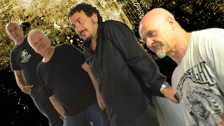 Eric Grothe & The Gurus @ P&O Rock Cruise - Brisbane, Australia