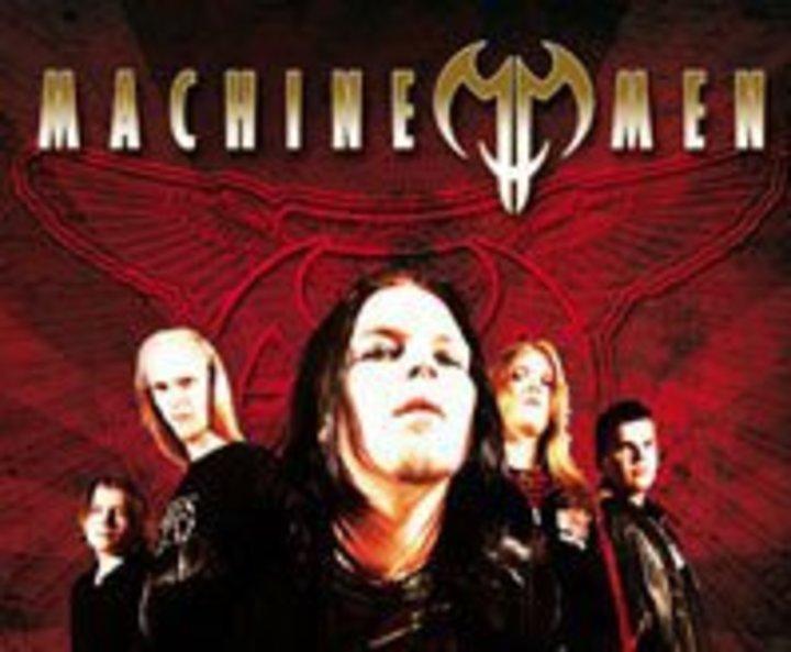 Machine Men Fans Tour Dates