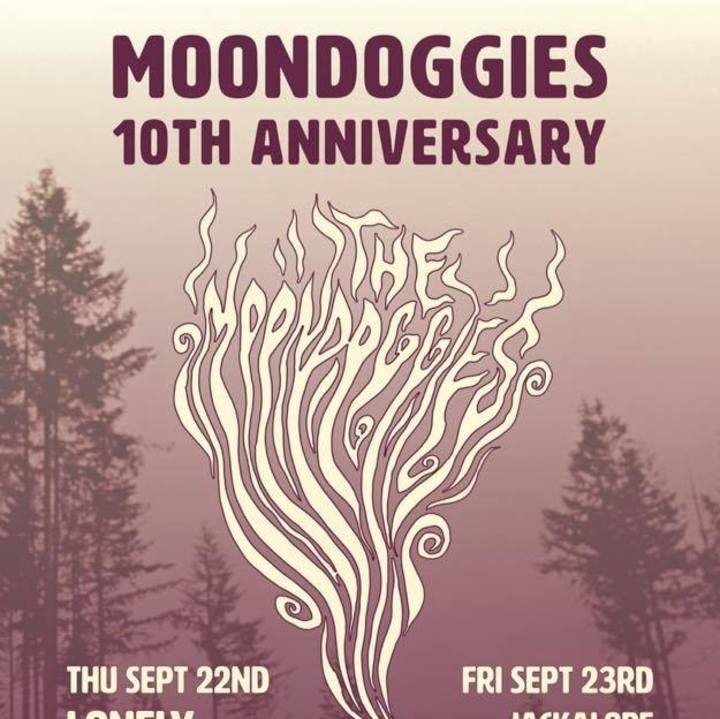 The Moondoggies @ Stage 112 - Missoula, MT