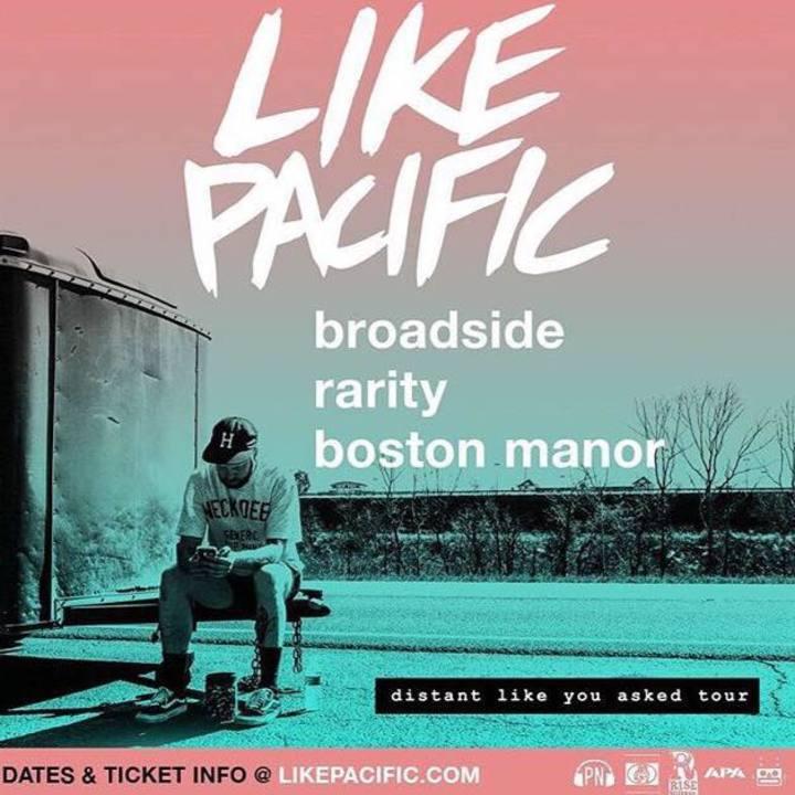 Broadside Tour Dates
