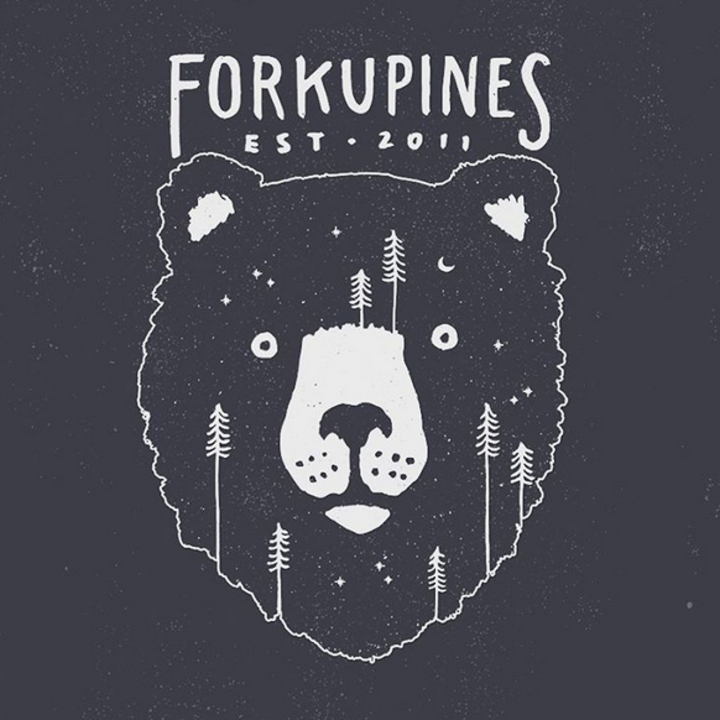 Forkupines Tour Dates
