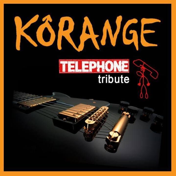 Korange joue Téléphone Tour Dates