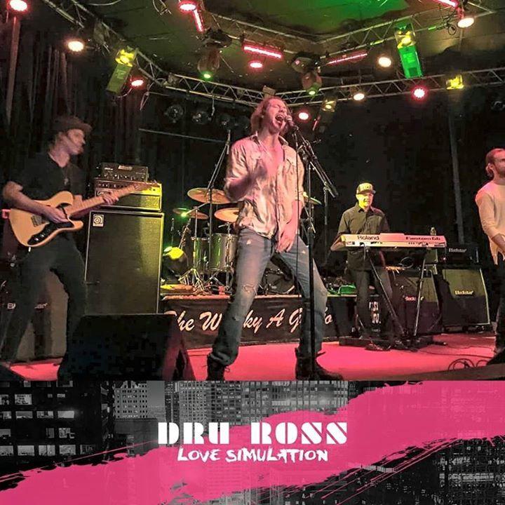 Dru Ross Tour Dates