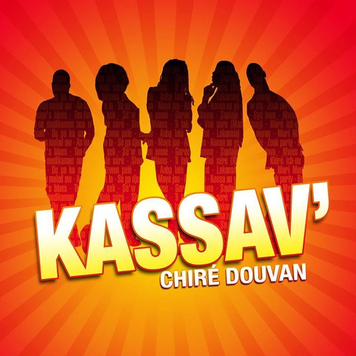 Kassav' @ THEATRE MAC-NAB - Vierzon, France
