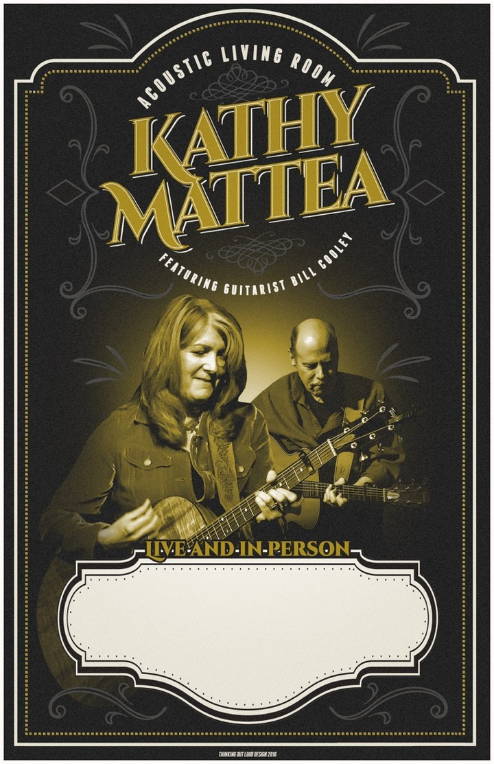 Kathy Mattea Music @ Ellijay Elementary Auditorium - Ellijay, GA