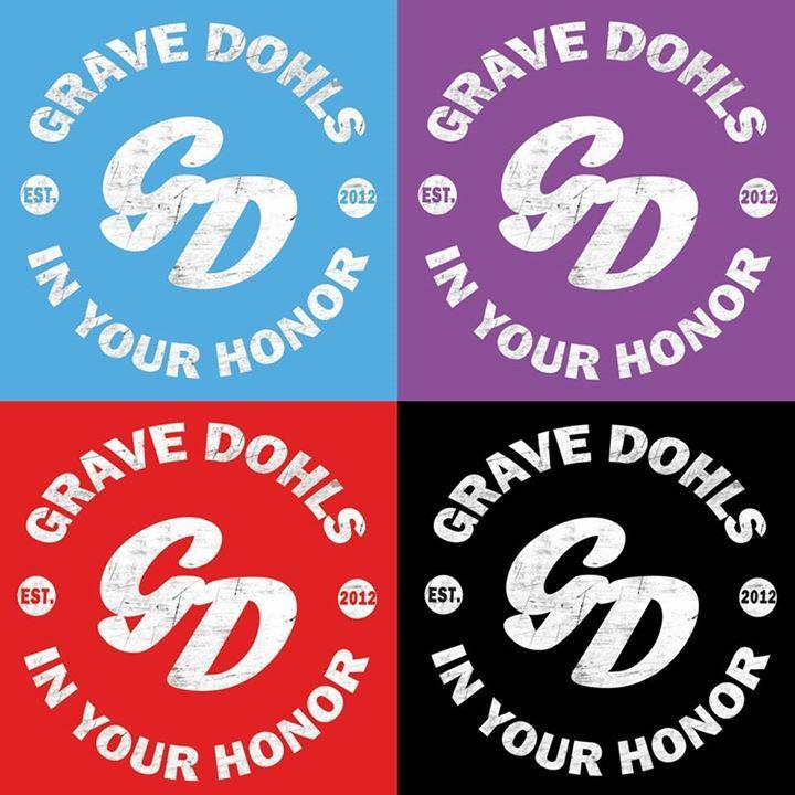 Grave Dohls Tour Dates