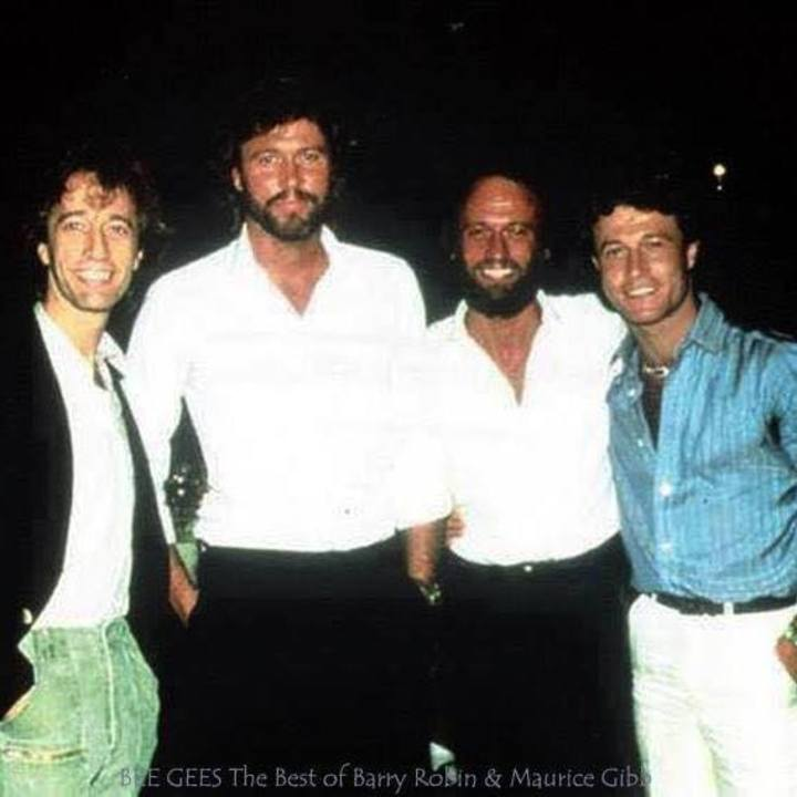 Gibb angels and Barry Tour Dates