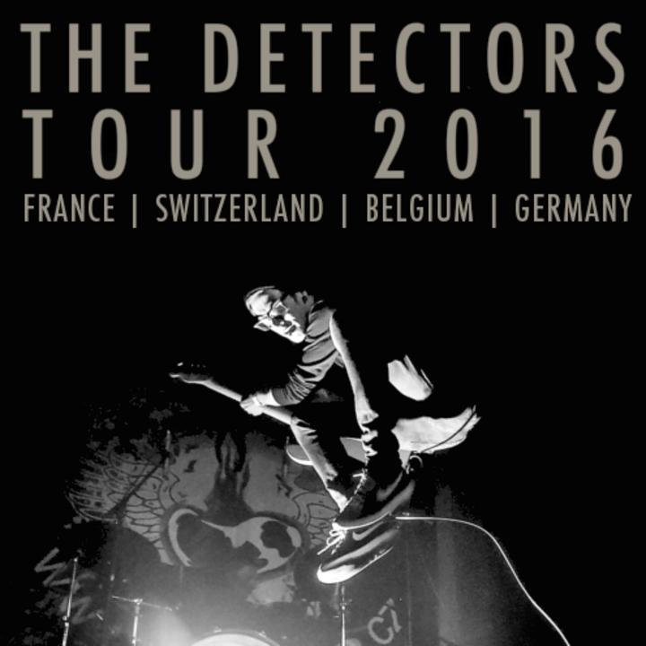 The Detectors Tour Dates