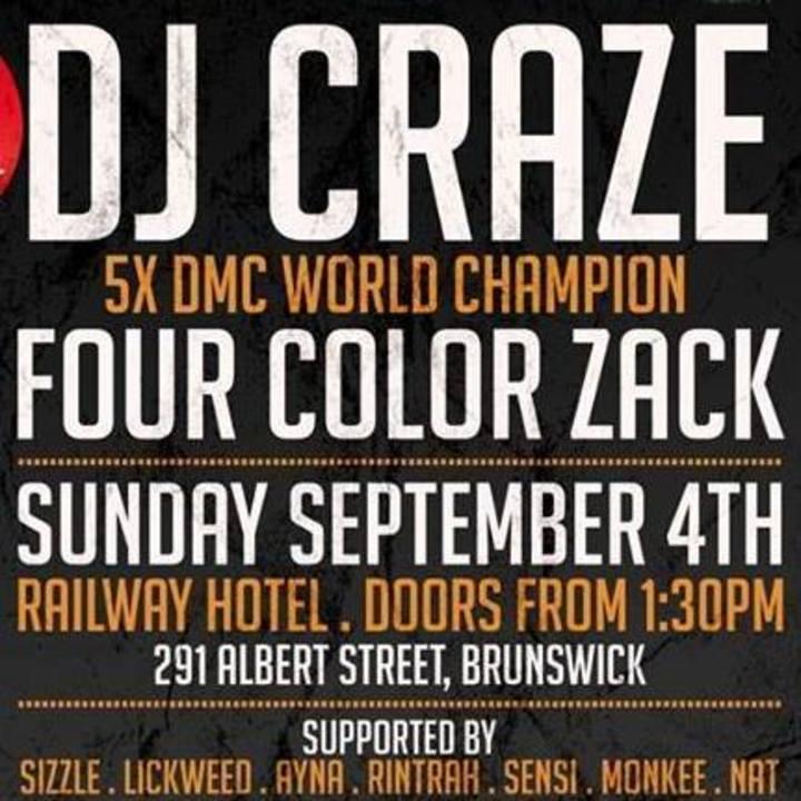 Dj Sizzle Tour Dates
