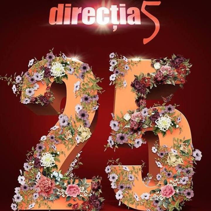 Directia 5 Tour Dates