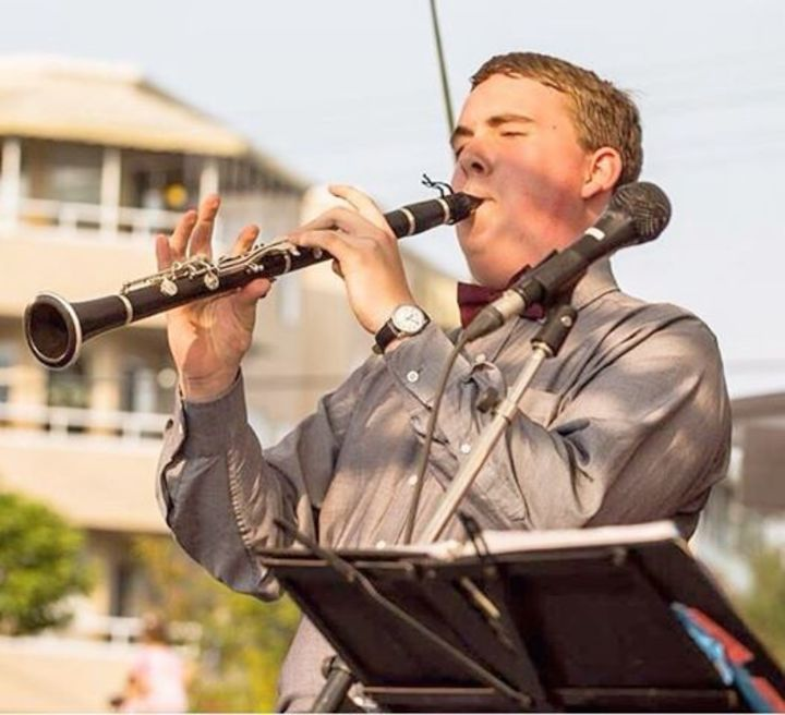 Benjamin MacRae @ Suburban Swing - Abbotsford, Canada
