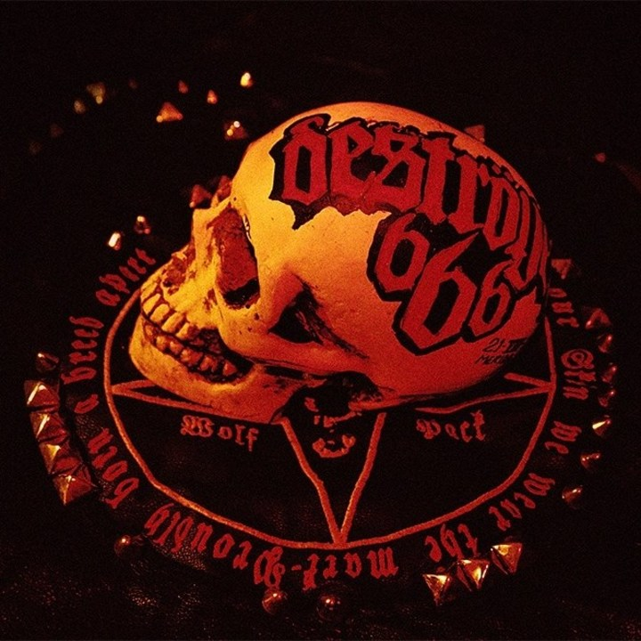 Deströyer 666 Tour Dates