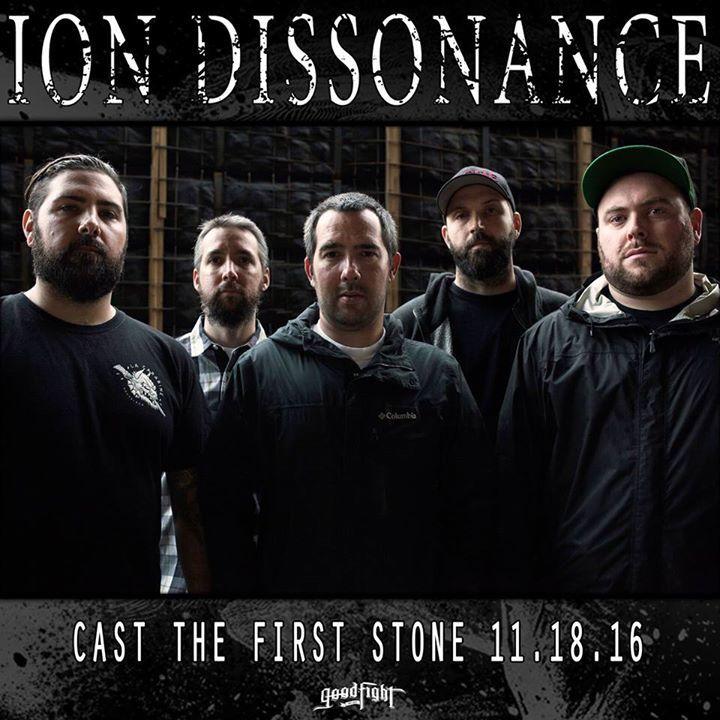 Ion Dissonance Tour Dates