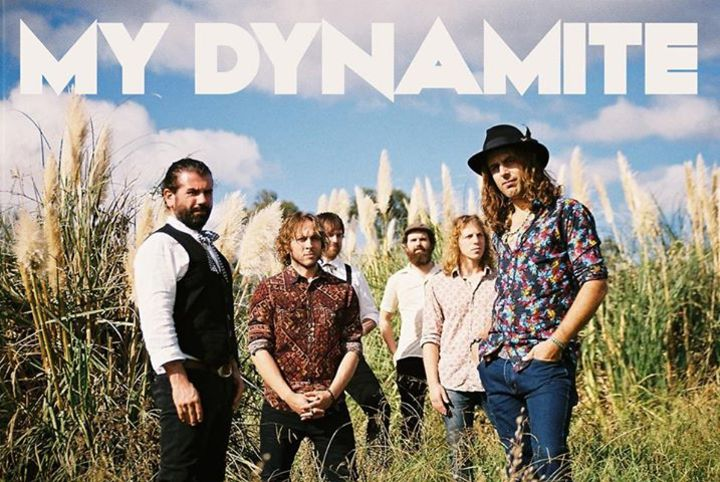My Dynamite Tour Dates