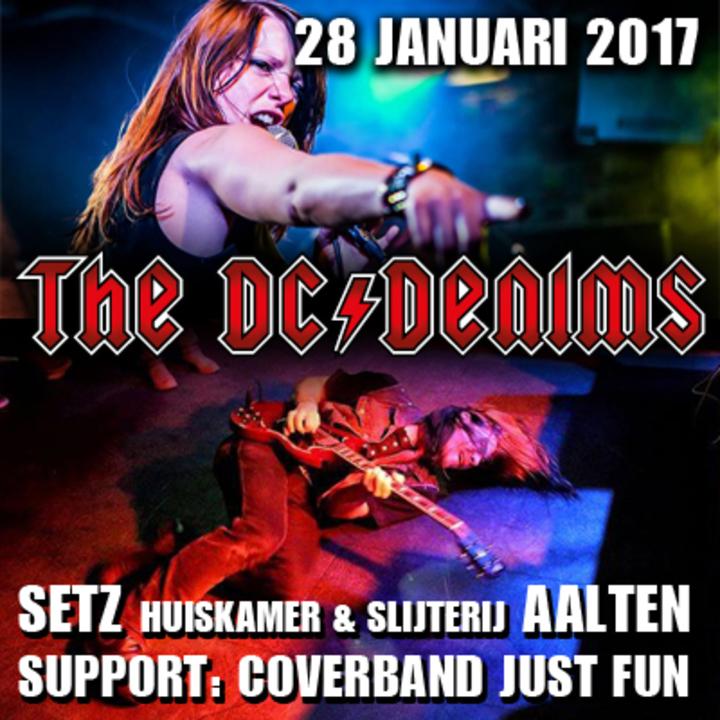 The dc/denims @ SETZ huiskamer & slijterij - Aalten, Netherlands