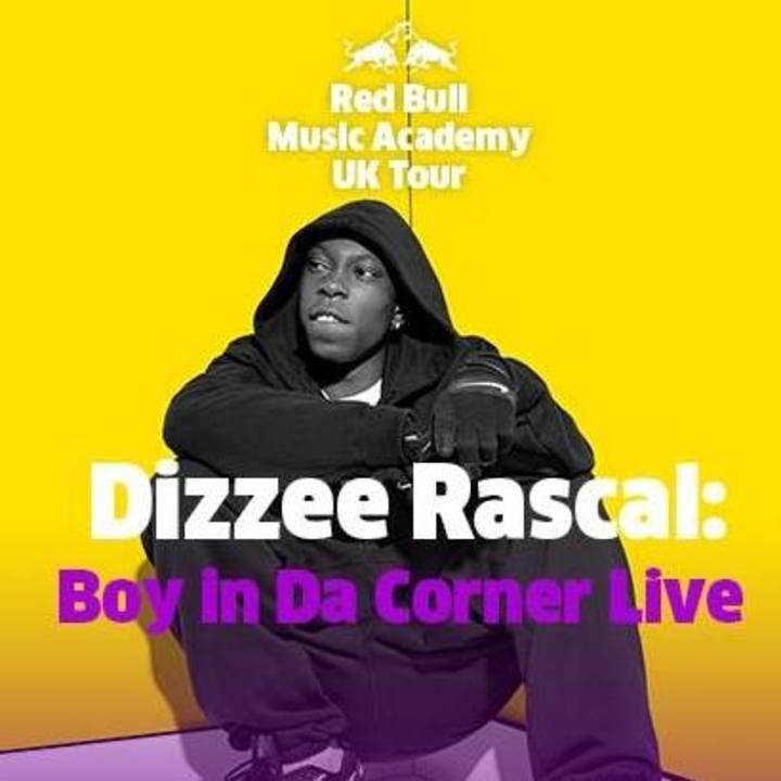 Dizzee Rascal! Tour Dates